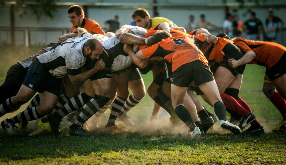 scrum rules the world