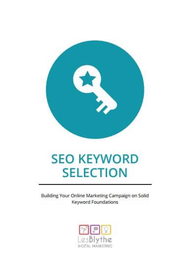 seo keyword selection
