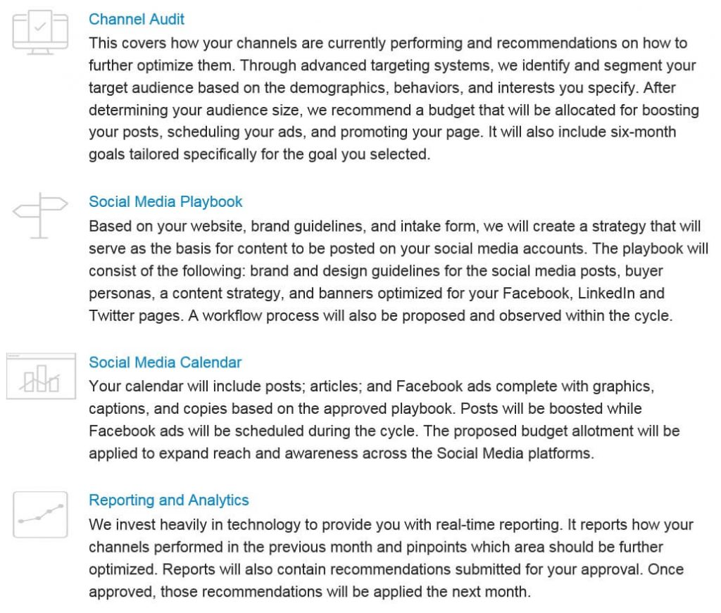 social media management strategy